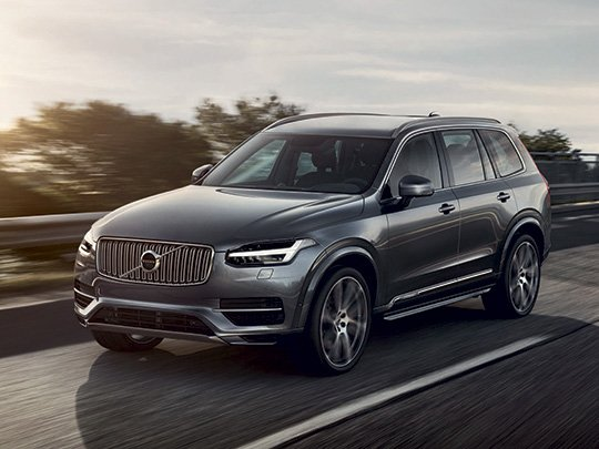 Volvo XC90 D4 Inscription Geartronic 8